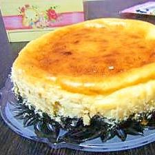 簡単★チーズケーキ