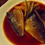 鯖の煮つけ 懐かしの味