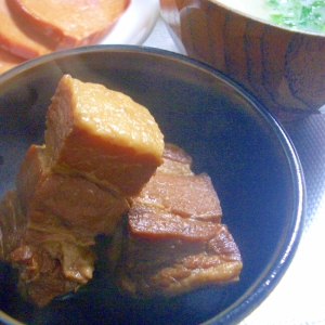 豚角煮 圧力鍋 高圧力鍋