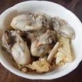 美味しい☆味噌de牡蠣鍋