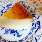 塩糀ヨーグルトチーズケーキ