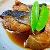 冷凍魚の下拵えとコツ☆ 「銀ダラ煮付け」