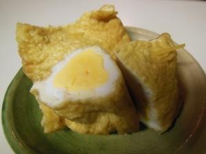 簡単★卵の袋煮★可愛くて子供も喜ぶお弁当に♪
