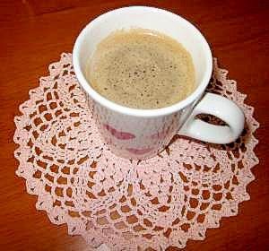 ★お家でカフェ気分★ブルーベリーチーノ★