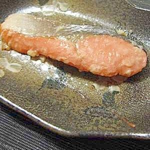 鮭の塩麹★ホイル包み焼き