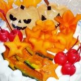 【ハロウィン】簡単&時短♪ケーキレシピ