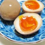 簡単エコうま♪醤油だけ煮卵
