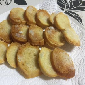 コストコ メニセーズプチパンのラスク