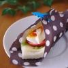 サンドシナイッチ☆ゆで卵とトマトのサラダ