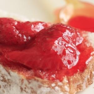 大人の味 苺とローズマリーのコンフィチュール
