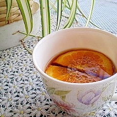 まろやか美味☆はっさく紅茶