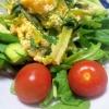 ターサイの炒めサラダ