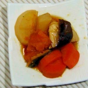 野菜をじっくり煮る