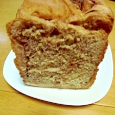 板チョコ食パン