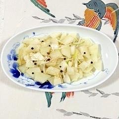 冬瓜のおつまみ漬物