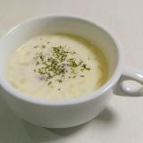冷凍むきあさりで☆あさりのミルクスープ