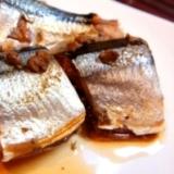 圧力鍋で骨まで食べられる、秋刀魚の山椒煮