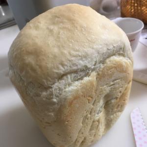 HBでフワフワ食パン