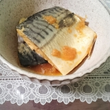 簡単♪サバの生姜梅煮