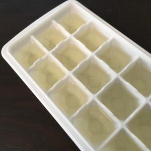 離乳食初期〜5分でできる!かつお出汁