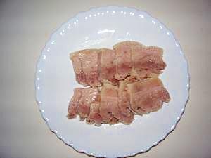 茹で塩豚(全工程写真あり)