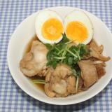 話題のCM☆ミツカン☆乾燥エリンギと鶏のさっぱり煮