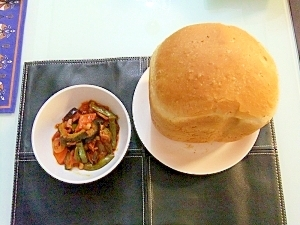 野菜彩り、イタリアン風タトゥレ