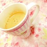 ❤ふわラテとカンパリの生姜チョコ珈琲❤