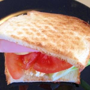 お弁当や朝食に!☆焼きサンドイッチ