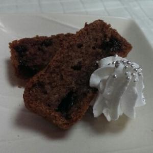 おからパウダーでパウンドケーキ♪チョコレート