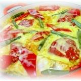 海南鶏飯風パエリア