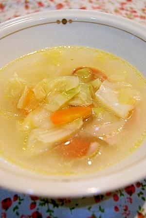これが美味しいコツ!野菜スープ
