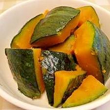 ★簡単☆かぼちゃのガラスープ煮★