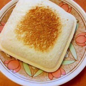 簡単♪朝ごパン♪ランチパック風チキンコーンマヨ