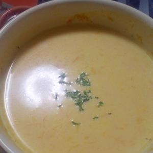 おもてなしにも☆コーンポテトスープ