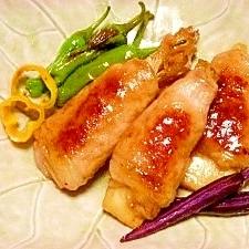 減塩☆筍ポークステーキ