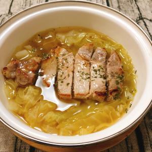 豚キャベツ鍋