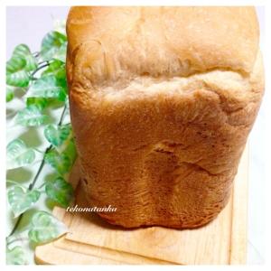 薄力粉で節約!HBで普段のおうち食パン☆1.5斤
