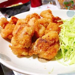 2度揚げで更においしい鶏もも唐揚げ