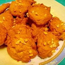 ピーナッツバターのクッキー☆