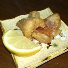 赤魚のしょうゆ味