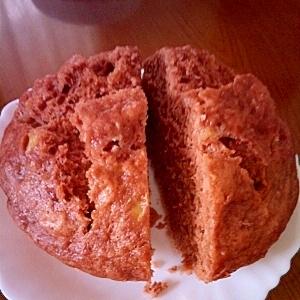 腹持ち蒸しパン