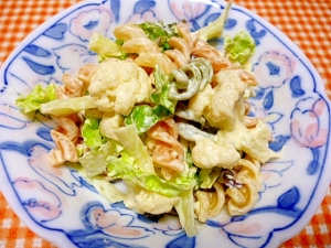 野菜マカロニサラダ