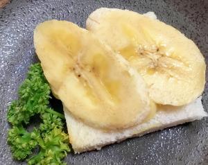マヨバナナトースト