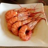 おせち料理☆大きな海老で甘辛うま煮