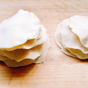 薄力粉で作る手作り餃子の皮