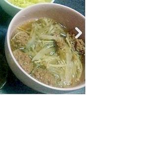 繊維×繊維で美味しい煮物