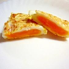 ゆで卵ならぬ、パタンと焼き卵(全工程写真あり)