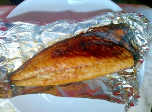 片付け楽々!魚焼きグリルで焼き魚