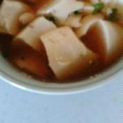 即席湯豆腐